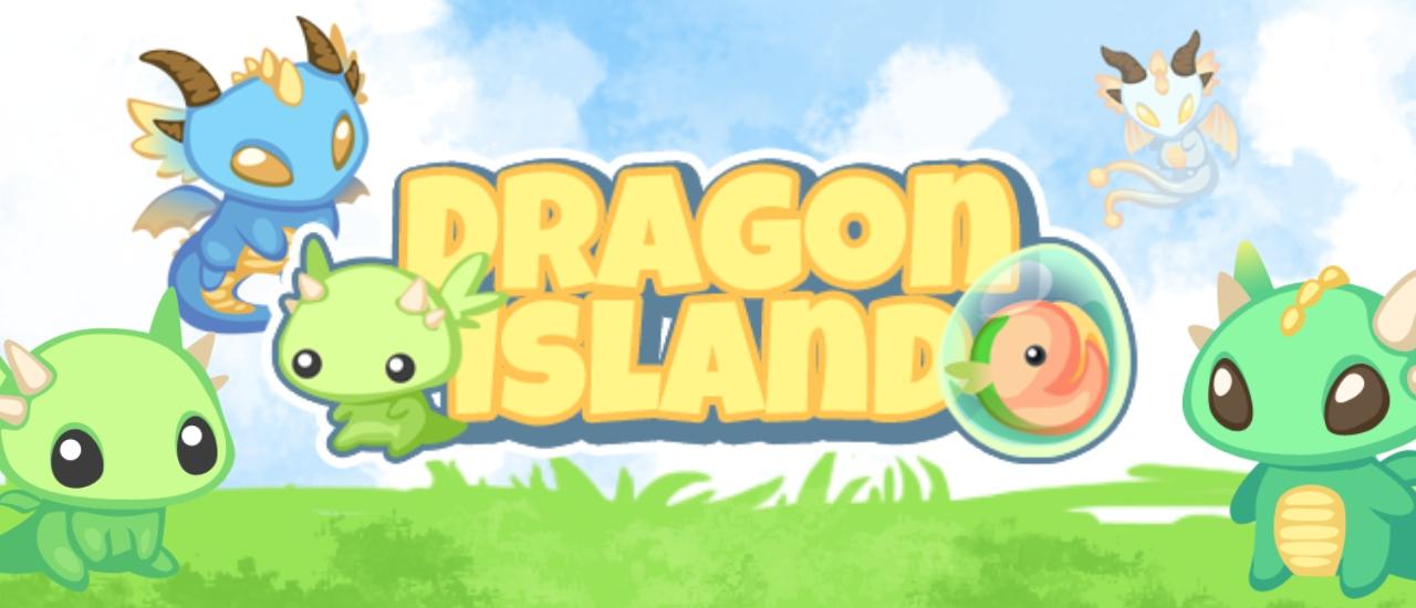 2048 Dragon Island