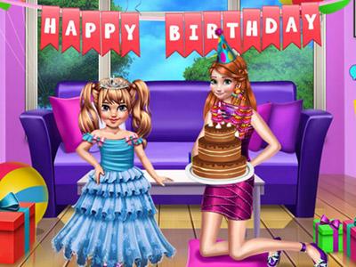 Sürpriz Doğum Günü Partisi