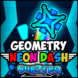 Geometry neon dash Subzer…