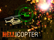 Hellicopter is a shooting platformer based on physics engine where your goal is to destroy enemy's ground, air and marine forces and pass all missions as far as possible. You should aim for the total destruction of all enemy targets at each level, but the main goal is to stay alive. There are 10 exciting missions with different levels of complexity and enemy targets. Enemy targets are divided into military and industrial. Controls: helicopter follows the mouse, press space to drop bomb, press left mouse button to shoot the front-cannon. Collect money-bonuses and look for other bonuses that can help you to strengthen the firepower or defensive characteristics. You can also buy weapons and equipments to make helicopter more powerful. The list of available items that you can buy in armory-shop: TNT bomb, Depleted uranium bomb, Phosphorus bomb, Vacuum bomb, Nuclear bomb, Fougasse, Semi armor-piercing shell, Armor-piercing shell, Shaped charge, Nuclear shell, Rolling-block action, Falling-block action, Rotating bolt action, Rifled breech loader, Slide action, Steel armor, Copper and steel armor, Beryllium armor, Carbon armor, Titanium armor, Reciprocating engine, Turboprop engine, Jet engine, Turbojet engine, Liquid-propellant engine. Take the maximum number of items to get the possibility to take more munitions. Munitions that you can take after maximum upgrade: Power beam. It destroys or causes serious damage to the enemy's air forces within sight. Roller bomb. It destroys or causes serious damage to the enemy's ground forces within sight. Box with the most powerful explosives. It compensates insufficient fire power. Power shield. It protects from all enemy weapons. Metabolism explosion injection. It causes perceived time delay. Contents of the compartments can be activated by the buttons 1, 2, 3. You should to decide what kind of munition most facilitates the passage of the mission and take it on board. It's time to fight.