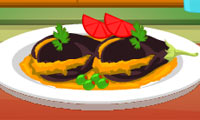 Emma's Recipes: Indian Stuffed Eggplant