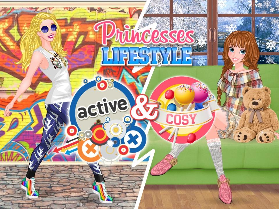 Prenses Yaşam Tarzı: Şirin ve Hareketli