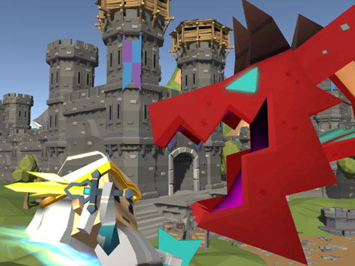 Blocky Fantasy Battle ...