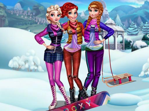Girls Winter Fashion