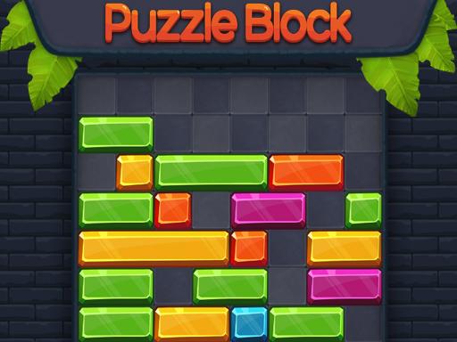 Puzzle Block online hra