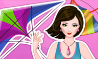 Kite Flying Dress Up