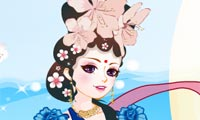 Chinese Princess Dress Up
