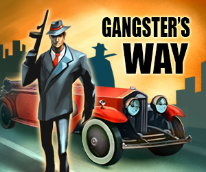 Gangster's Way throws you deep in to the dark underworld of mafia and gangster dons. As you start out a rookie mafioso, you will soon rise up the gangster ranks and prove your true worth.You start as a rookie gangster and you'll soon climb the ranks of gangsters to demonstrate their true value in each tough and dangerous mission. Show the world what you are really made ??in this action game, shooting relentless no place for sissies.