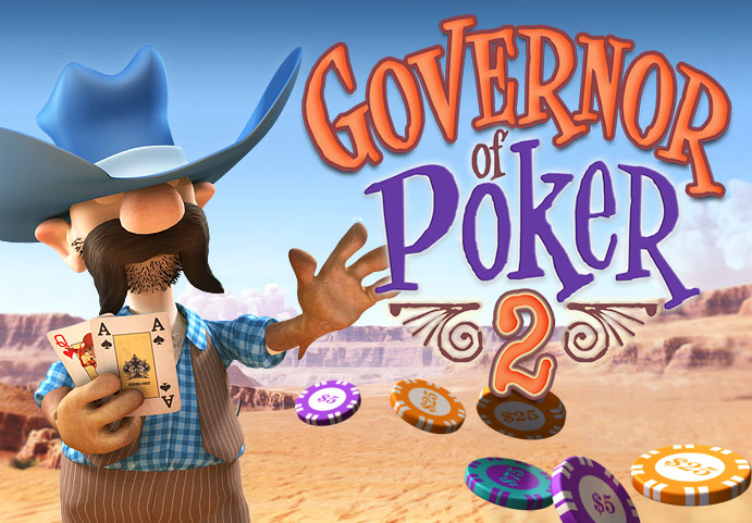 Play Governer Of Poker 2
