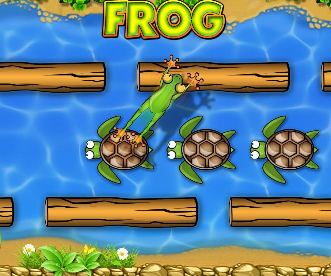 Kurbağayı Karşıya Geçir