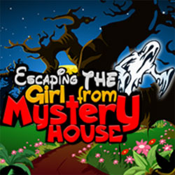 Escaping The Girl From Mystery House 1
