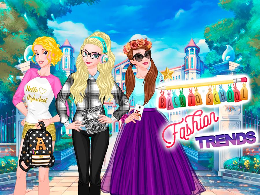 Okula Dönüş Trend Moda