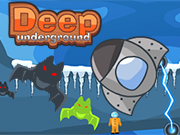 Only a true hero like you can save the missing searchers. So let's go to the deep underground! You will find many objects on your way: cannon, lasers, different enemies and many other!