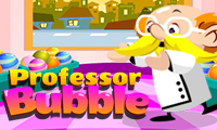 Professor Bubble online hra