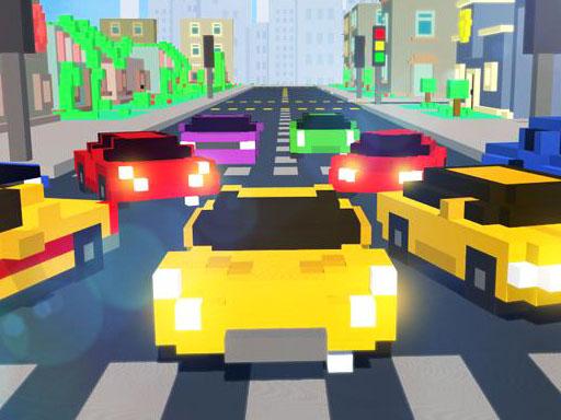 Blocky Car Racing