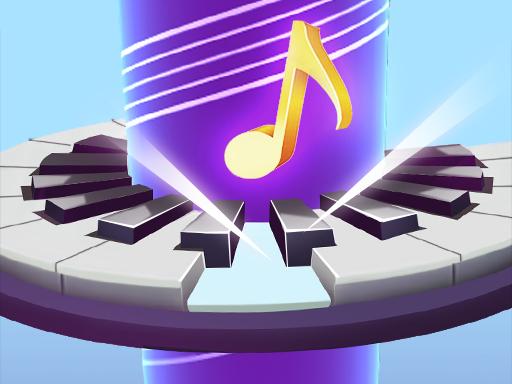 Helix Jump Piano
