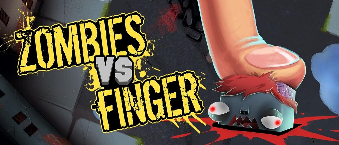 Zombies vs Finger