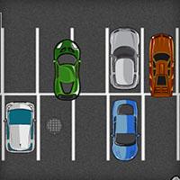 Aracınızı Park Et Oyunu