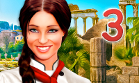 Samantha Plum: The Globetrotting Chef 3 online hra
