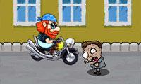 Zombies Want My Bike