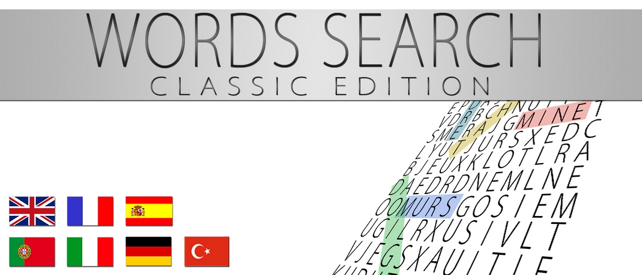 Words Search Classic Edition