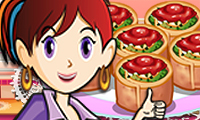 Spinach Rotolo: Sara's ...