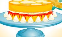 Emma's Recipes: Sponge Cake