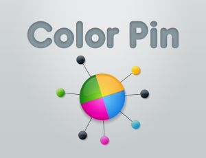 Renkli Toplu İğneler