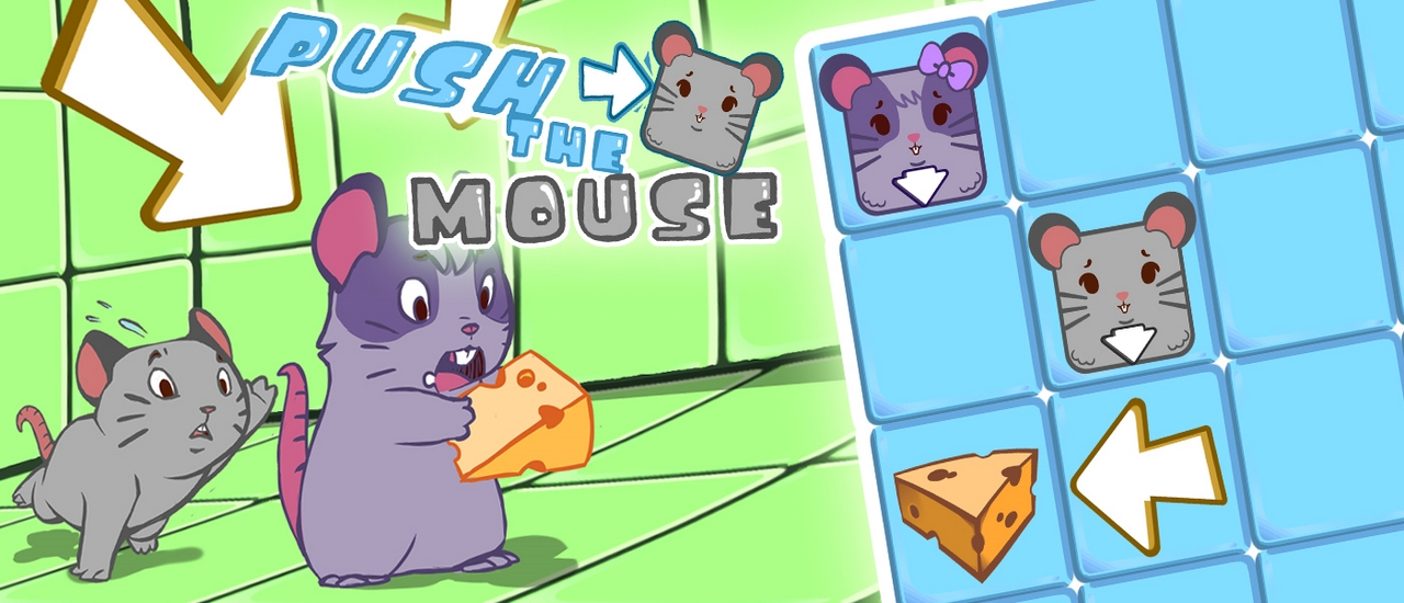 Push the Mouse