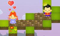 Save the Princess: Love Triangle online hra