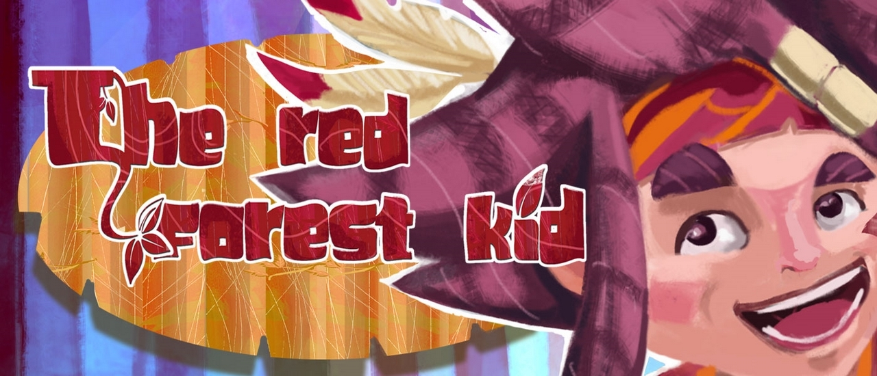The Red Forest Kid
