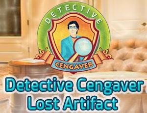 Dedektif Cengaver Kayıp Eserler