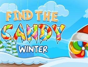 Candy Winter'ı Bulun