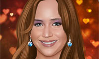 Jennifer Lawrence Makeover