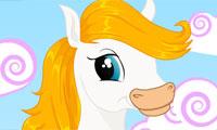 Sweet Horse Dress Up