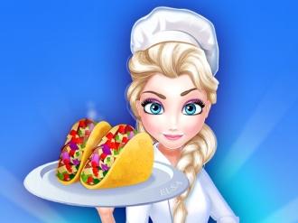 Restaurantes de tacos con Elsa