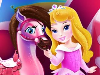 Caballos de princesa