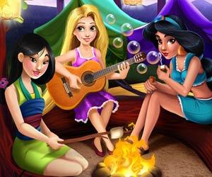 Disney Yaz Kampı Oyunu