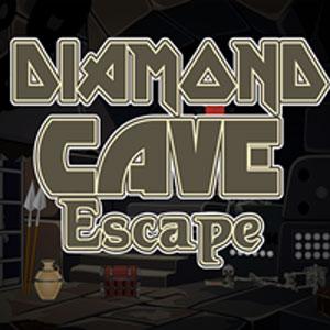 Diamond Cave Escape