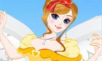 Bird Princess Dress Up