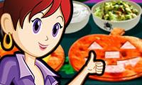 Creepy Quesadillas: Sara's Cooking Class
