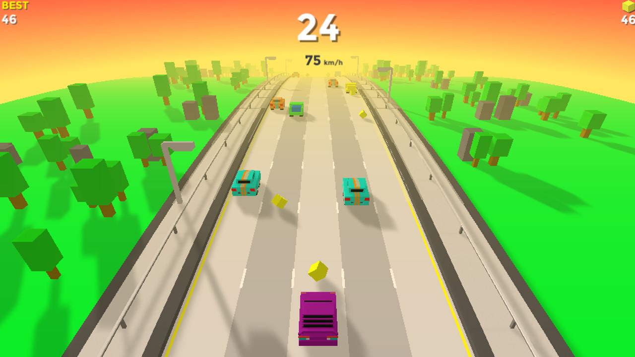 Crashy Traffic
