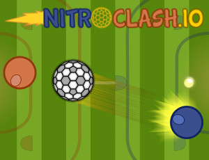 Nitro Clash.io Futbol
