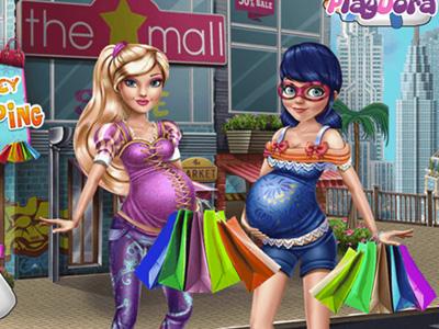 Hamile Nancy Alışverişte