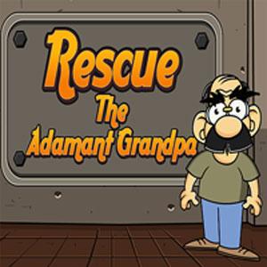 Rescue The Adamant Grandpa