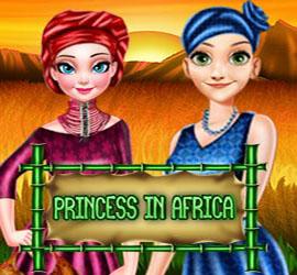 Prensesler Afrikada
