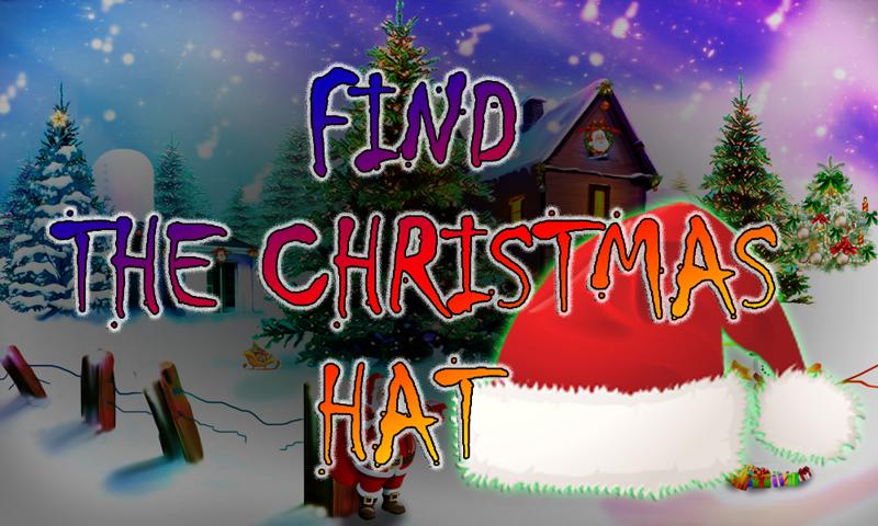 Noel Şapkasını Bul