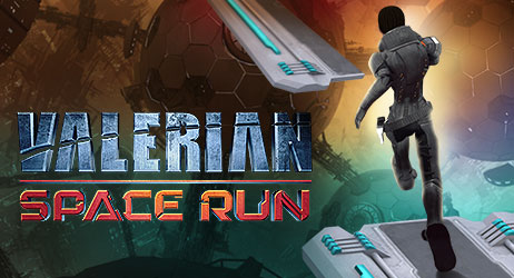 Valerian Space Run