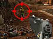 Combat Zone Shooter