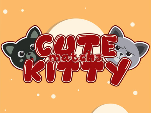 Cute Kitty Match 3